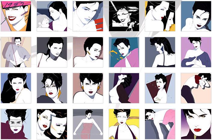 hiroshiyoshimoriのブログPATRICK NAGEL