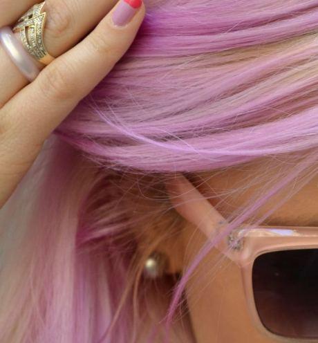 pink hair-side 2