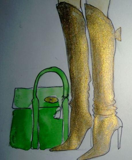 ladies 3 _ shoes_in the dark