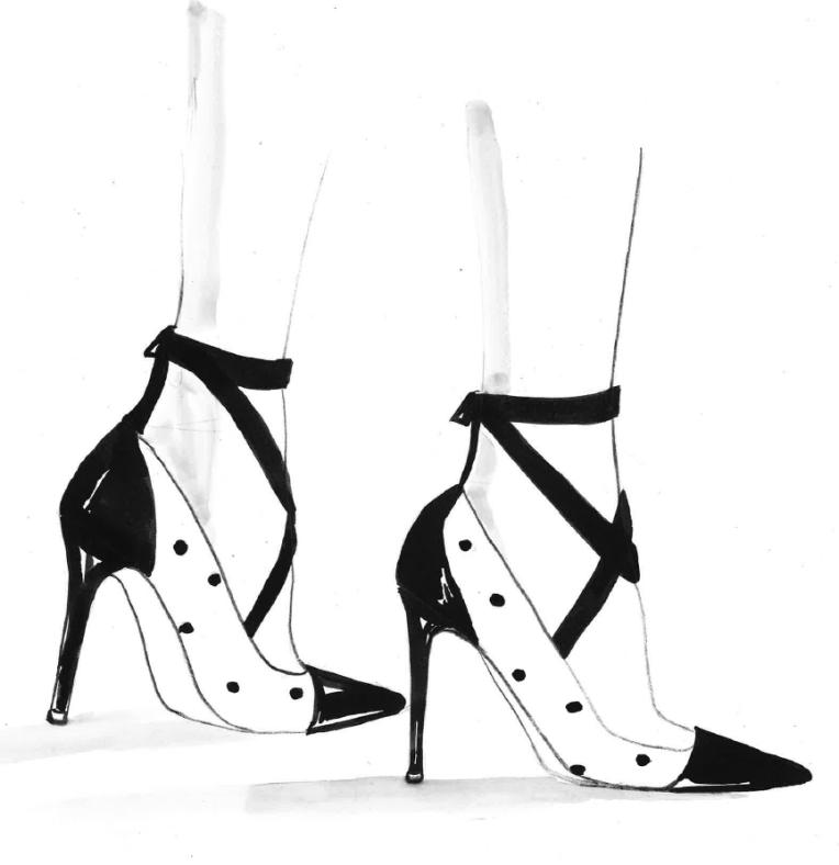 pillow_black-shoes