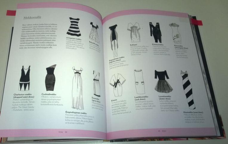 Dress models 1