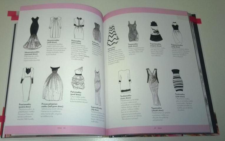 Dress models 2
