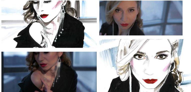 Kristina collage