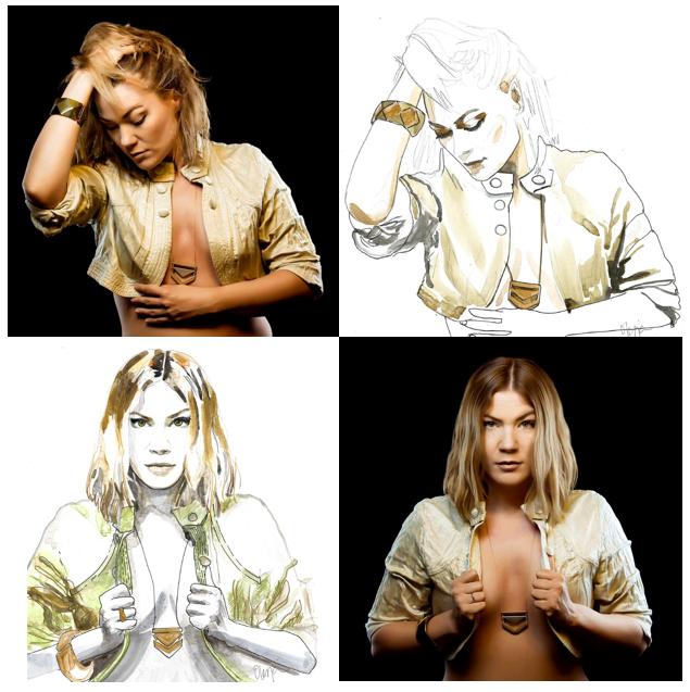 Mia collage
