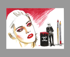 Chanel faber Castell 3