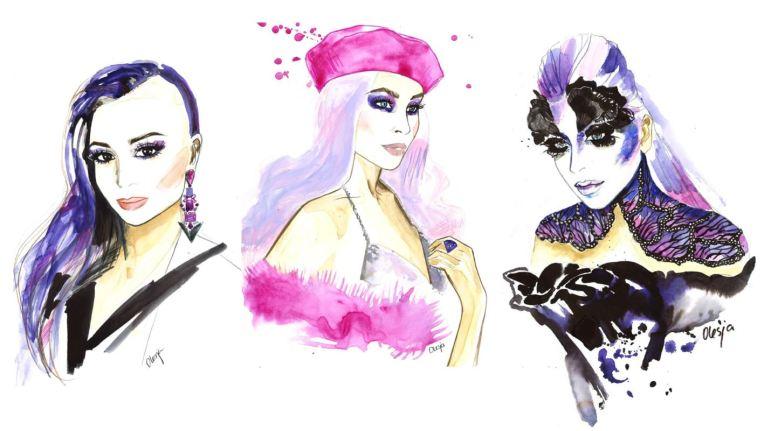 Anna Lingis Collage